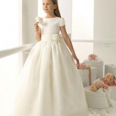 First Communion Dress,Kids Birthday..