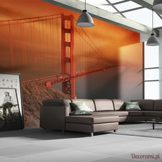 Fototapeta - Most Golden Gate Decorami.pl