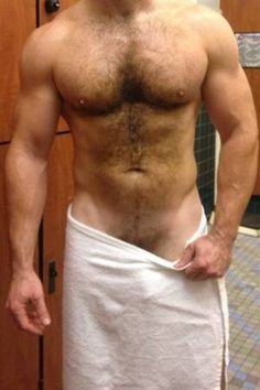 Hairy Shower 90