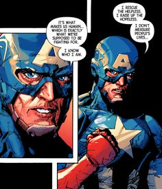 Captain America in Avengers #34 (2014)