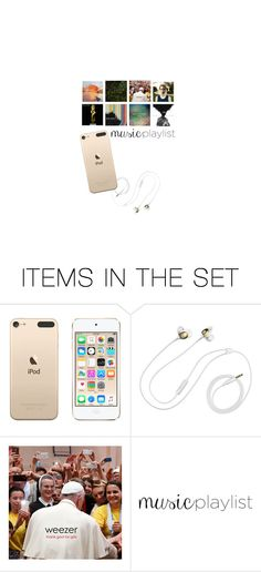 """""""My Shuffle Playlist"""" by hollowpoint-smile ❤ liked on Polyvore featuring art, music and musicplaylist"""