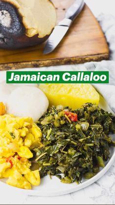 Veggie Meals, Vegetable Recipes, Vegetarian Recipes, Cooking Recipes, Healthy Recipes, Jamaican Dishes, Jamaican Recipes, International School, International Recipes