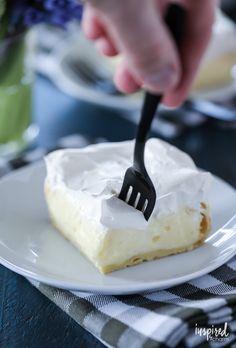 The ultimate #spring or #summer #dessert #recipe! Cream Puff Cake!