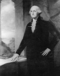 President of the United States of America and founding father: George Washington