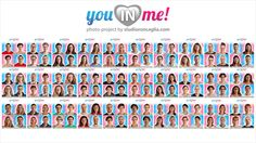 "The photographic project ""You in Me!"" is born to be ironical about one of the most typical and frequent feature of loving couples: they lose themselves in one another.  60 people (30 loving couples) accepted to participate in this project/experiment in order to see and recognize their faces in a totally new vision, which is at the same time madly familiar.  Enjoy it and have a good time!  Project author Fabio Roncaglia All Right Reserved © Fabio Roncaglia - http://www.studioroncaglia.com"