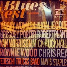#blues #festival #london #music #royalalberthall