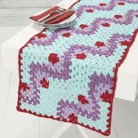 Mitered Table Runner Free Download