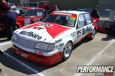 Peter Brock VH Commodore