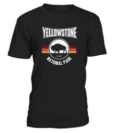 Are you planning a trip to Yellowstone national park with your family? If so, get ready for some outdoor adventures with lots of wildlife and hiking! Grab this national park tee as a gift for family or rock it yourself on your next Yellowstone vacation.   Yellowstone National Park Outdoor Nature T-Shirt is designed and printed to be fitted. For a more baggy fit, please order a size up.