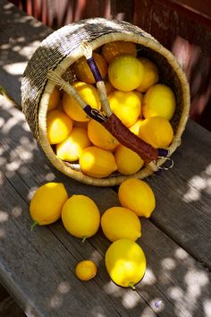 When life gives you lemons...squeeze the heck out of them, and add vodka. xx. TT