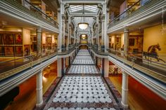 National Portrait Gallery Library by Tony Brooks on 500px