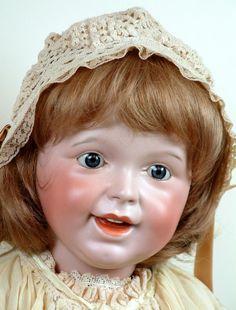 """23""""Rare Jumeau toddler, SFBJ 236. $1,300."""