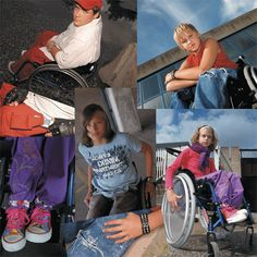 Wheelchair users sewing patterns