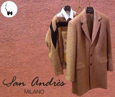 San Andrès Milano - Men collection - Fall Winter 2013 - Luis Barragàn inspiration