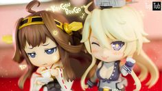 kongou kantai_collection_~kan_colle~ shichibee nendoroid nendoron wonder_festival_2014_[summer] nendoroid_more:_face_swap nendoroid_more huke good_smile_company dmm.com kadokawa_games yagyuu_keita iowa