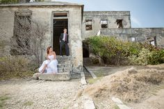 Taken at the Harry Smith Mansion ruins in Barbados.
