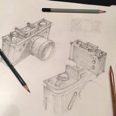 Study - sketch