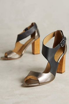 i do love these... Nina Payne Clarice Heels - anthropologie.com