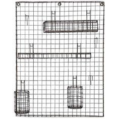 Grid Wall Rack System