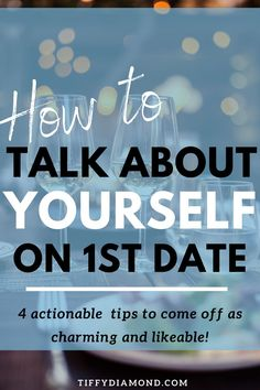 First date advice that works. Dating can be intimidating when it comes to making a good first impression with a guy or girl. I go over dating tips that work when having a conversation with someone new for the first time. I'm going to break down how to talk about yourself on a first date to come off as charming and fun. #dating #datingtips #datingadvice #lovelife Dating Coach, Relationship Coach, Someone New, How To Be Likeable, Feminine Energy, Romantic Love, Love And Marriage, Dating Advice, Love Life