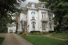 James Dayton House, 417 W Main St. Madison, Ohio