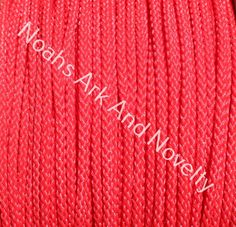 RED Polly Rope