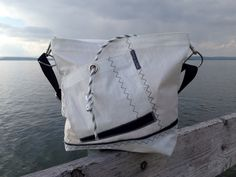 Segel/Segeltuch/Segelstoff/Umhänge/Tasche von Rough Element auf DaWanda.com