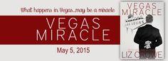 ✰✰ Blog Tour & Giveaway – Vegas Miracle Blog Tour by Liz Crowe ✰✰