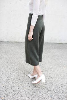 Lauren Manoogian Miter Pants