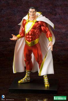 Kotobukiya DC Comics Shazam New 52 ARTFX Statue
