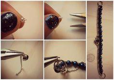 DIY Make your own party bracelets  http://diy.beadsandbasics.com/diy-party-armcandy/