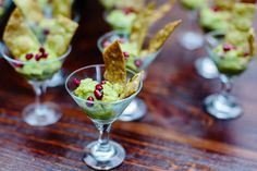 Chips & Guac - Epic Wedding Food Ideas For The Couple That Just Wants To Have Fun - Photos