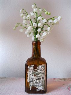 Lily of the valley by sctatepdx, via Flickr