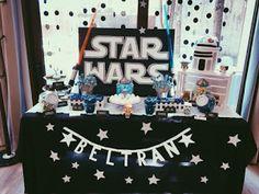 La Guerra de las Galaxias está de moda y buscamos algunas ideas geniales para crear la mesa de dulces perfecta.