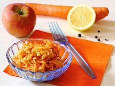 Apfel-Möhren-Salat - smarter - Kalorien: 185 Kcal - Zeit: 15 Min. | eatsmarter.de