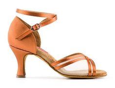 Paoul TAN SANDAL 168 – Shoeskinn Dance Shoes UK