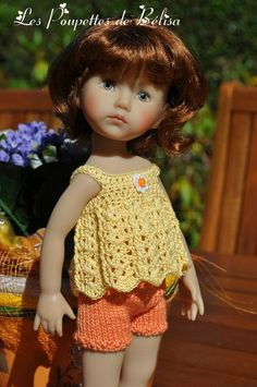Doll Clothes / Crochet & Knitting