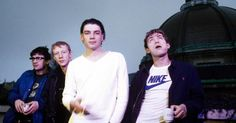 Britpop quartet Blur launched a new interactive career timeline detailing various aspects of the band's 20-year career