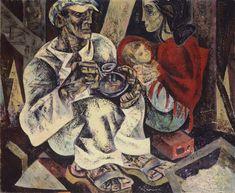 Júlio Pomar O almoço do trolha, 1946-50 - Pintura de Portugal – Wikipédia, a enciclopédia livre