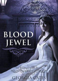 {Blog Tour}Blood Jewel (The Vampire Agápe #2) by Georgia Cates: Review and Giveaway! | Mother/Gamer/Writer