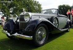 1936 Hispano Suiza J-12 Images, Information and History (T68, Type 68, J12) | Conceptcarz.com