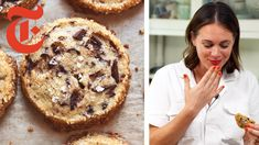 The Internet-Famous Chocolate Chunk Shortbread Cookies by Alison Roman Famous Chocolate, Salted Chocolate, Chocolate Filling, Roman Food, Cookie Recipes, Dessert Recipes, Chocolate Chip Shortbread Cookies, Biscuit Recipe, Other Recipes
