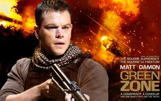 Bar-none the best Matt Damon film that no one saw was the great thriller, Green Zone! I love this film.