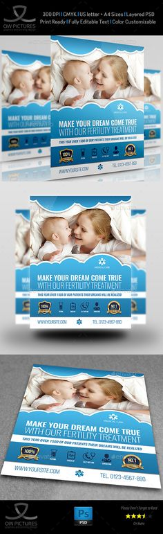 Medical Flyer Template Flyer Template Medical And Brochures