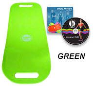 Simply Fit Board® - The Workout Board with a Twist.   Color doesn't matter. Walmart and Bed Bath & Beyond carry them. kh