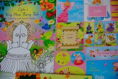 B is 4: Personalized Children's Books {Giveaway}