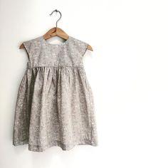 Made By Rae Geranium Dress sewing pattern