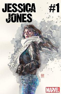 Jessica Jones #1 by David Mack<br />