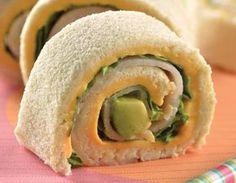 Rollo de sándwich