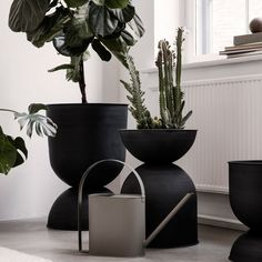 Decorative Indoor Flower Pots Luxury A Very fortable Ferm Living Spring Summer 2019 Green Plants, Potted Plants, Indoor Plants, Small Plants, Interior Plants, Interior And Exterior, Interior Design, Plantas Indoor, Indoor Flower Pots